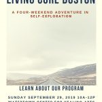 Living Core Boston: A Four Weekend Adventure In Self Exploration