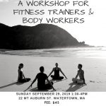 The Body Reveals: A Workshop for Fitness Trainers & Body Workers
